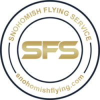 SFS Badge Logo Gold Color